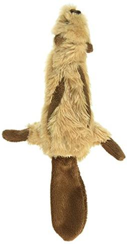 Best Pet Supplies 2-in-1 Fun Skin Stuffless Dog Squeak Toy,