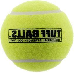 12 Tuff Balls - Industrial Strength Dog Toys, Standard Size