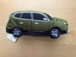 2019 Subaru Forester Classic Forest Green Dog Toy Bark&Compa