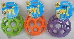 JW Pet Company 31231 HOLEE Hol-Ee Roller Medium Dog Pet Toy