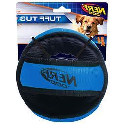 Nerf Dog Trackshot X-Ring, Pet Squeak Toy
