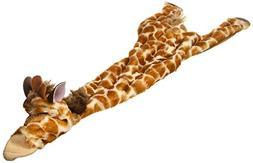 Ethical 5707 Skinneeez Giraffe Stuffing-Less Dog Toy, 20-Inc