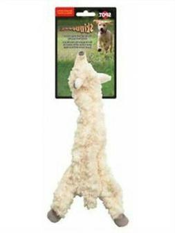 Ethical 5716 Skinneeez Wooly Sheep Stuffing-Less Dog Toy, 23