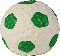 Coastal Pet Products 83206 GRNDOG Li'L Pals Latex Soccerball