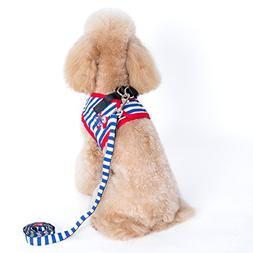 Alfie Pet by Petoga Couture - Vince Sailor Harness and Leash