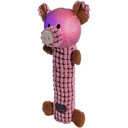 Charming 61340 Lightheads Pig Squeak Toys