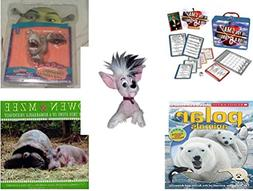 Children's Gift Bundle - Ages 6-12  - Are You Smarter Than a