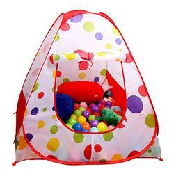 EocuSun Children Kids Play Tent Tents House Pop Up Outdoor I