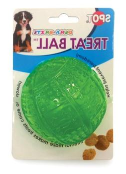 Ethical Pets Dura Brite Treat Ball Dog Toy by Ethical Pets