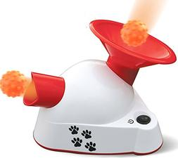 Kleeger Automatic Dog Ball Fetcher Talking Trainer Toy | Dog