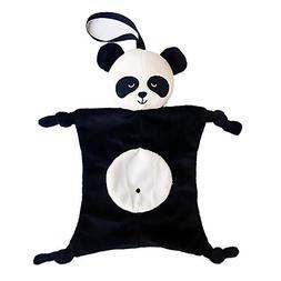 LIKESIDE Baby Comforting Plush Toy Panda Doll Multifunctiona
