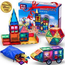Mega Magnetic Building Blocks Set: Teach a Child Physics and