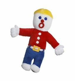 "Multipet Mr. Bill Plush Dog Toy 11"" Length"