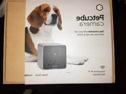 Petcube - Play Indoor 1080p Wi-fi Camera - Matte Silver