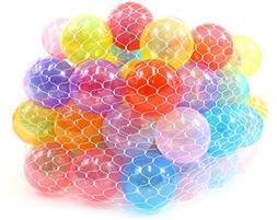 "PowerTRC Non-Toxic 100"" Phthalates Free Crush Proof Pit Ball"