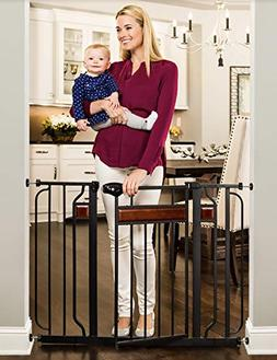 Regalo Home Accents 43-Inch Extra Wide Walk Thru Gate, Home