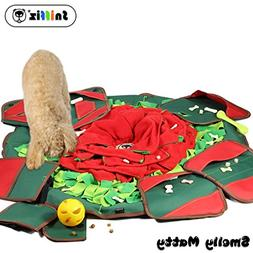 SNiFFiz SmellyMatty Dog Puzzle Toys - Food Snuffle Mat - Lar