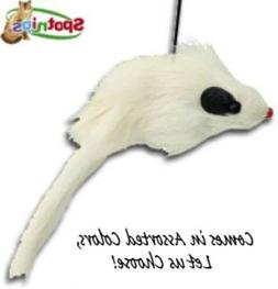 A-Door-Able Bouncing Fur Mouse