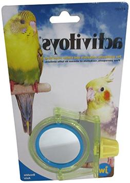 JW Pet Company Activitoy Double Axis Small Bird Toy, Colors