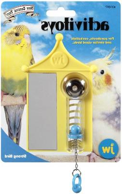 JW Pet Company Activitoy Strong Bird Small Bird Toy, Colors