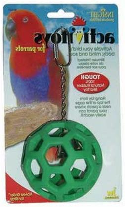 JW Pet Company Activitoys Hol-ee Roller Bird Toy
