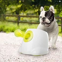 All for Paws Interactive Automatic Ball Launcher Dog Toy, Te