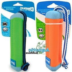 Chuckit! Amphibious Bumper Float & Tug Toy For Dog & Puppy