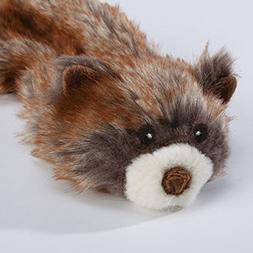 Zanies - Grriggles Animal Stuffing Free Dog Toy with Squeake