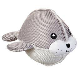Grriggles Aqua Dudes Ball Shaped Chew Dog Toy