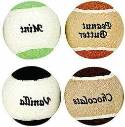 Ethical Assorted Flavor Tennis Balls, 4-Pack