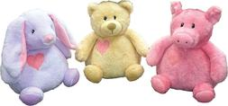 """Ethical Pets 12"""" Assorted Soothers Cuddle Pet Toys"""