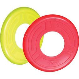 Nerf 2 Pack of Atomic Flyer Dog Toy 10.0 inches  x 10.0 inch