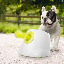Automatic Ball Launcher Dog Interactive Training Toy Tennis