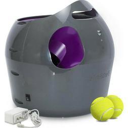 PetSafe Automatic Ball Launcher Interactive Dog Toy, 2 Tenni