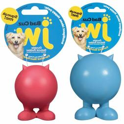JW PET Bad Cuz Rubber Toy Free shipping Color very