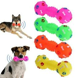 Ball Bone Shape Dog Squeakers Sound  Toys for Dog Puppies Ch