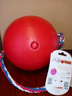 Tuggo Ball WaterWeighted Dog Toy 10""