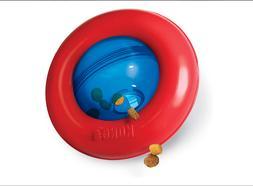 Balls Gyro Dog Toy, Large Flip Action Play Toy Fun Keep Dogs