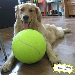 """Banfeng Giant 9.5"""" Dog Tennis Ball Large Pet Toys Funny Outd"""