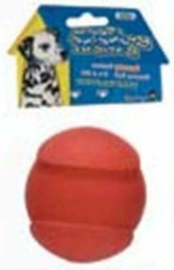 JW Pet® Baseball Dog Toy size: Large