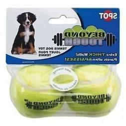 Beyond Tough Tennis Ball - Small -  2 pk