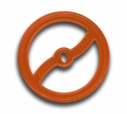Outward Hound® Bionic® Toss-N-Tug Dog Toy Orange Color 9.0