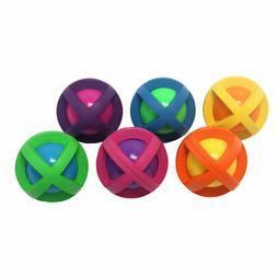 """Boingo Ball Dog Toy Size: Medium - 3.5"""""""