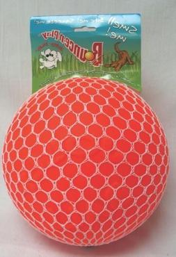 Jolly Pets 8-Inch Bounce-n-Play, Orange
