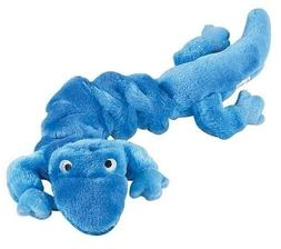 "16"" Bungee Gecko Dog Toy  Color: Blue"