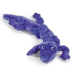 "Zanies Bungies Gecko Dog Toys, Purple, 16""–24"""