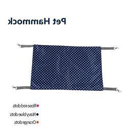 Stock Show 21 x 14 Cat Hammock Bed Reversible 2 Sides Pet Wa