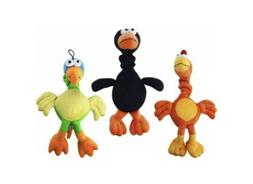 "Chirpies  ""Talking"" Bird Dog Toy - Choose Color  Free USA Sh"
