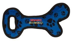 Boss Pet Chomper Gladiator Tuff Bone Tug Toy for Pets, Assor