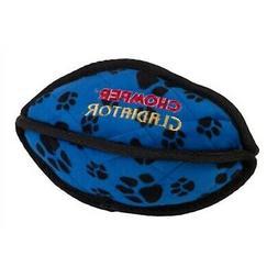 Boss Pet Chomper Gladiator Tuff Football Toy for Pets, Assor